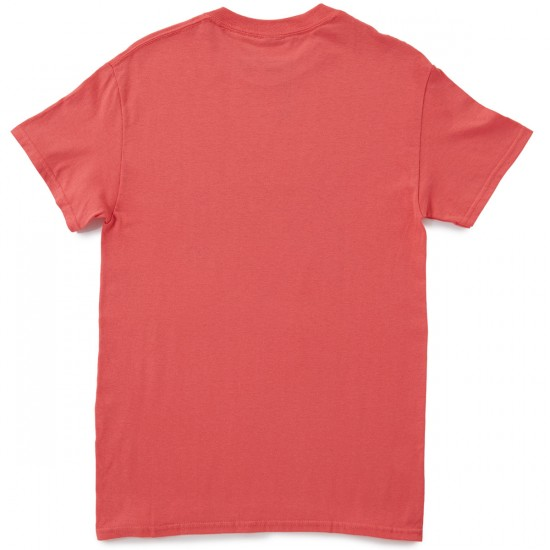 Illegal Civilization Chemistry Can T-Shirt - Coral
