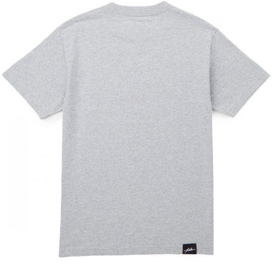 JSLV Last Call T-Shirt - Heather Grey