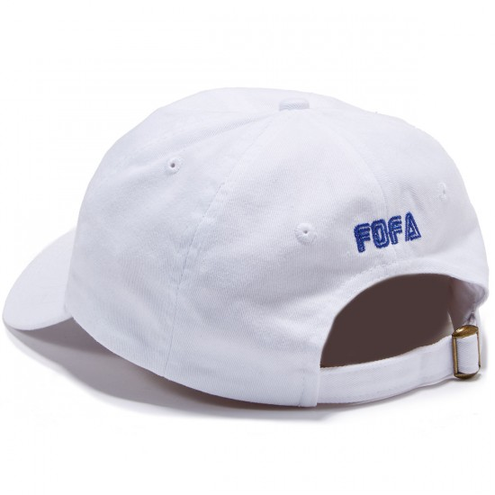 FOFA Hardware Sonic Dad Hat - White