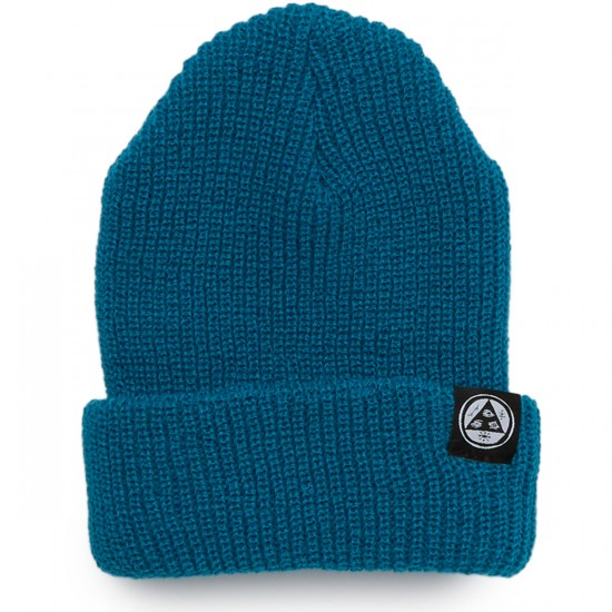 Welcome Talisman Cuffed Beanie - Teal
