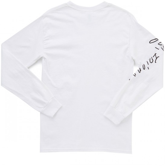 Old Friends OF Long Sleeve T-Shirt - White