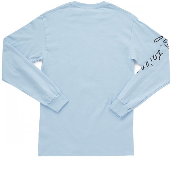 Old Friends OF Long Sleeve T-Shirt - Baby Blue