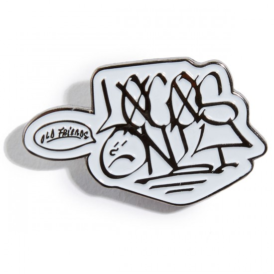 Old Friends Loco Only Pin