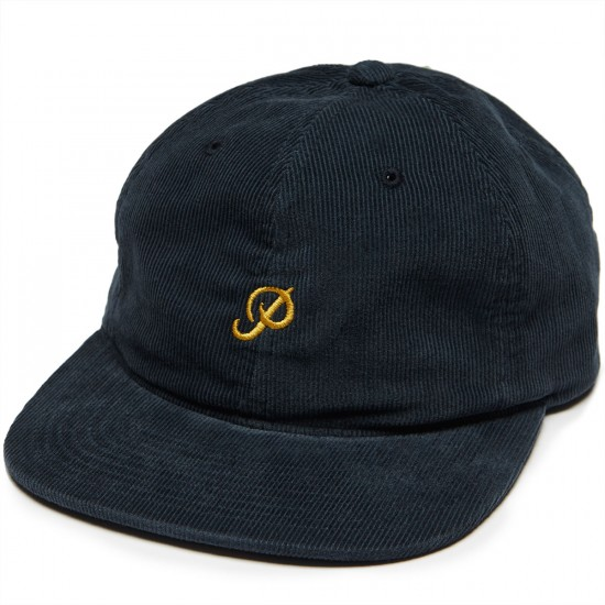Primitive Mini Classic P Strapback Hat - Navy