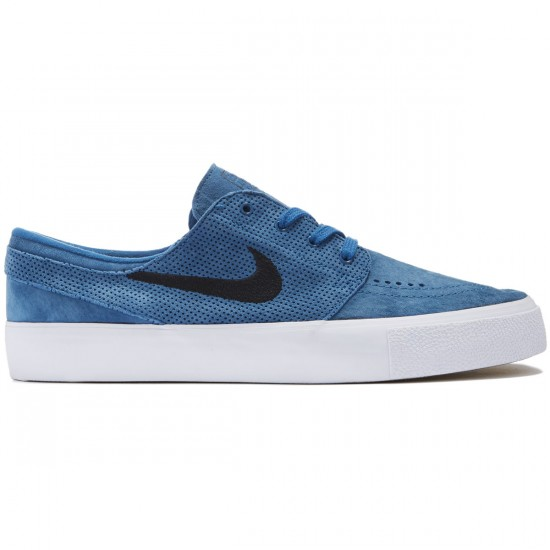 Nike SB Zoom Stefan Janoski HT Shoes - Industrial Blue/Black