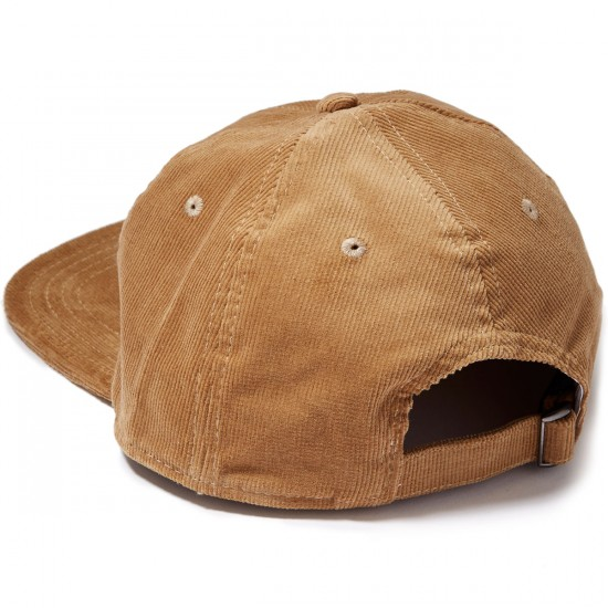 The Killing Floor Other Worlds Unstructured Hat - Camel Cord