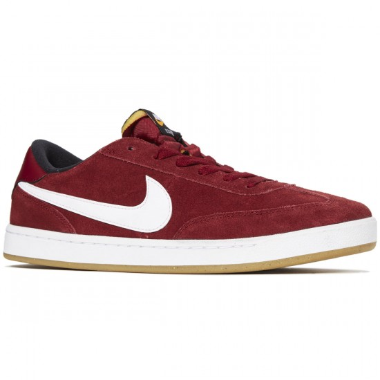 Nike SB FC Classic Shoes - Team Red/White/Black - 7.0