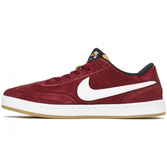 Nike SB FC Classic Shoes - Team Red/White/Black