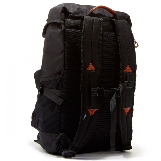 Howl Select Backpack - Black