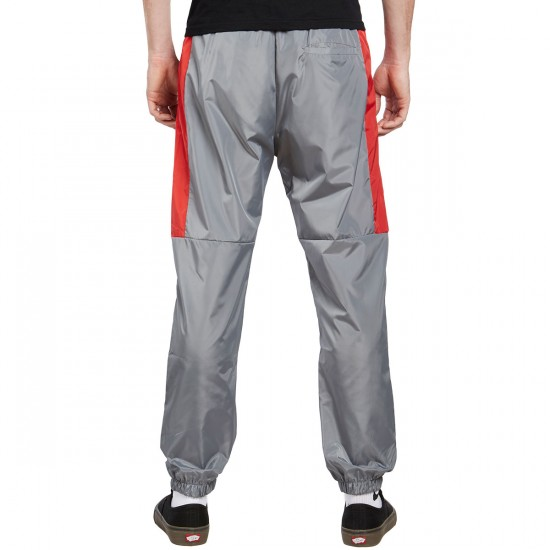 DGK Backspin Swishy Pants - Grey - LG