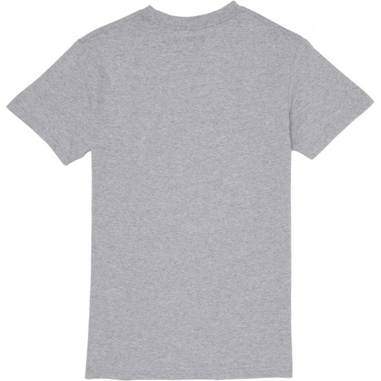 DGK In Motion T-Shirt - Ash Heather