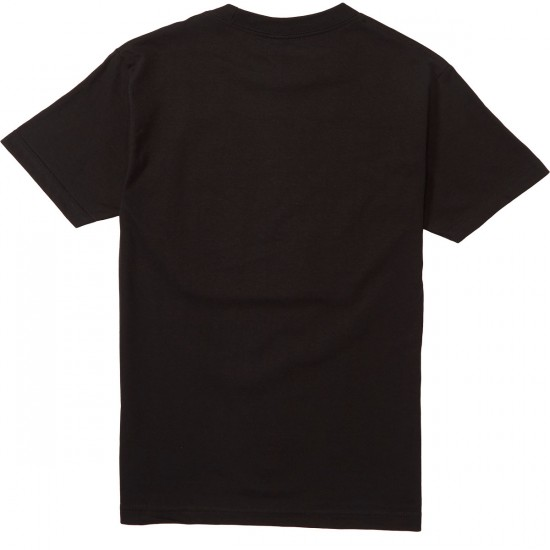 DGK Kissed T-Shirt - Black