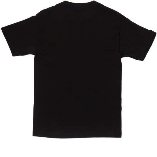 Baker Marley Pocket T-Shirt - Black