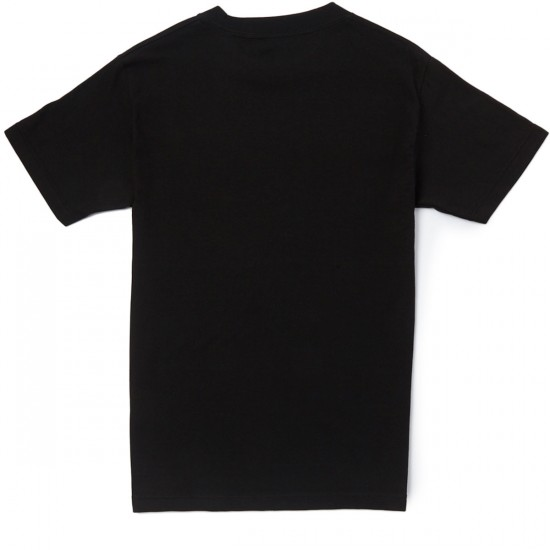 Deathwish Pusher T-Shirt - Black
