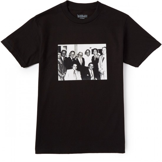 Deathwish Family T-Shirt - Black