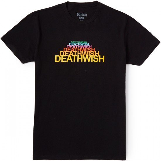 Deathwish Magnet Box T-Shirt - Black