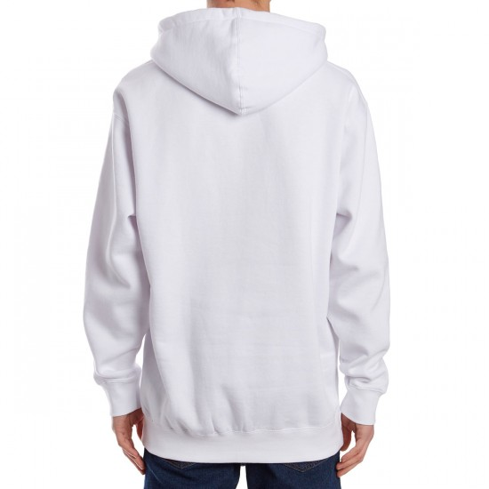 Pizza Sol Hoodie - White