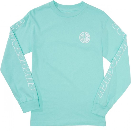 CLSC Stamp Long Sleeve T-Shirt - Teal