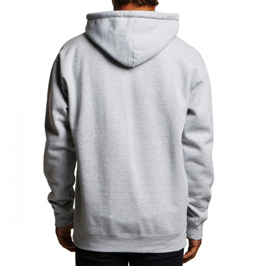 CLSC College Hoodie - Heather Grey