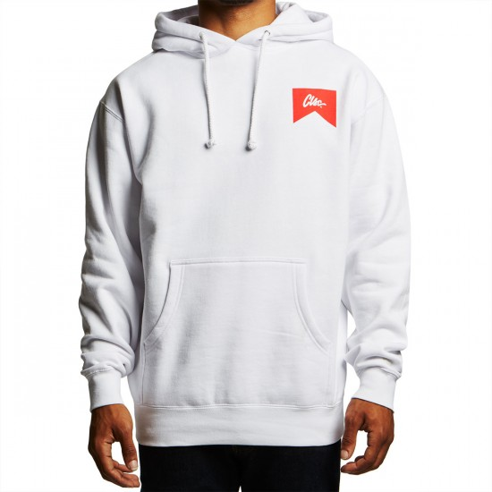 CLSC Reds Hoodie - White