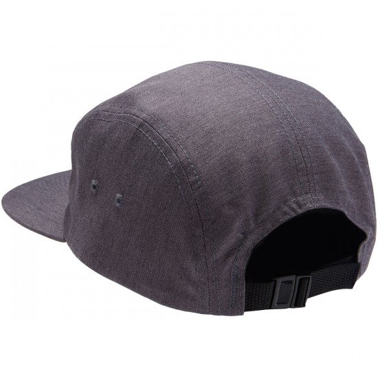 Old Friends OF Font 5 Panel Hat - Grey