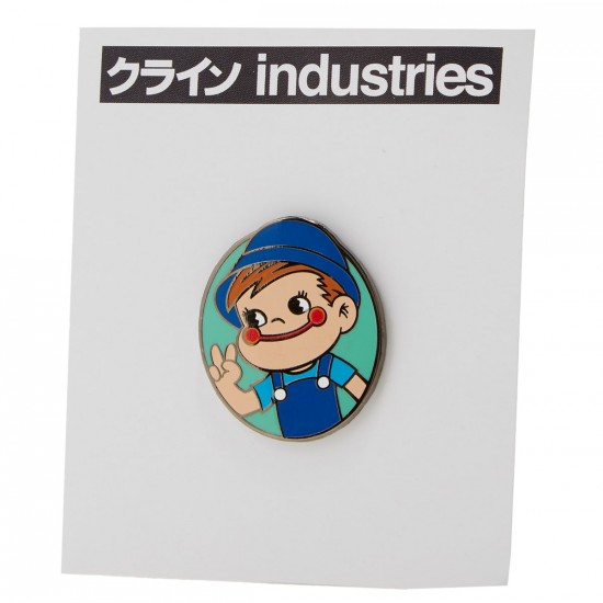 Hook-Ups Milk Boy Enamel Pin - Multi