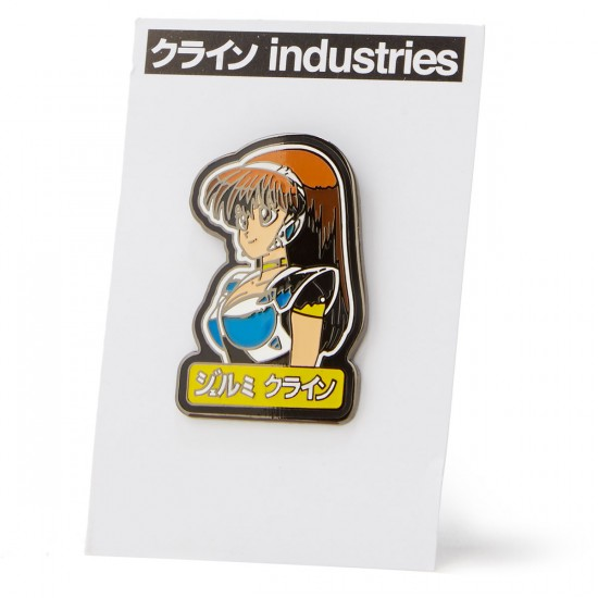 Hook-Ups Dream Girl Enamel Pin - Multi