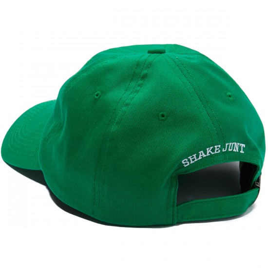 Shake Junt Mud Flap Strapback Hat - Green