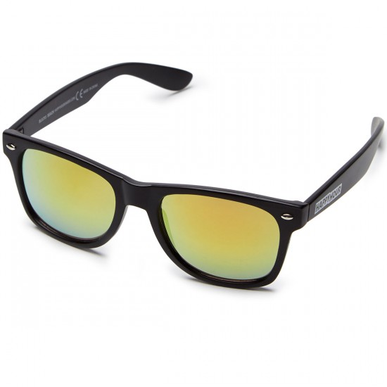 Happy Hour Beaches Sunglasses - Black Beach
