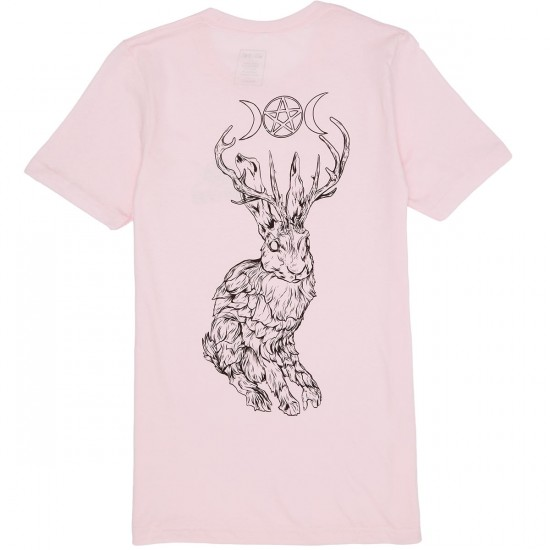Welcome Jack Magick T-Shirt - Soft Pink