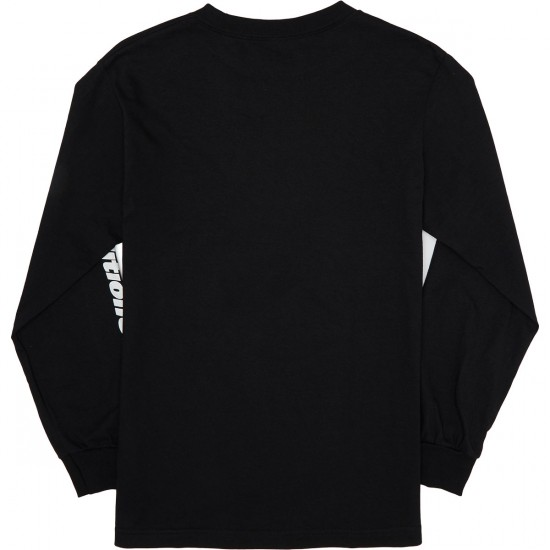 Expedition Classic E Longsleeve T-Shirt - Black