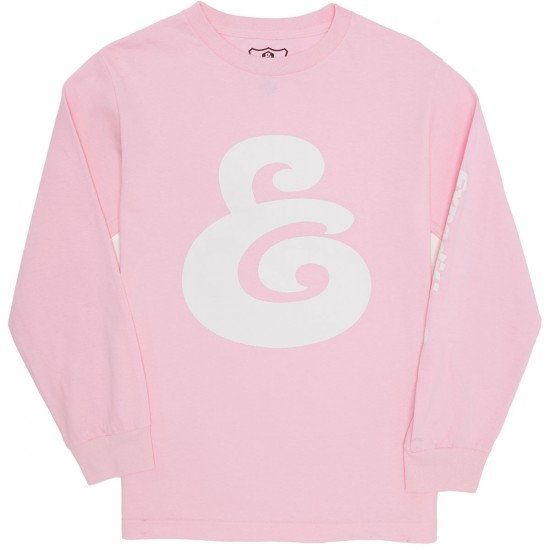 Expedition Classic E Longsleeve T-Shirt - Pink