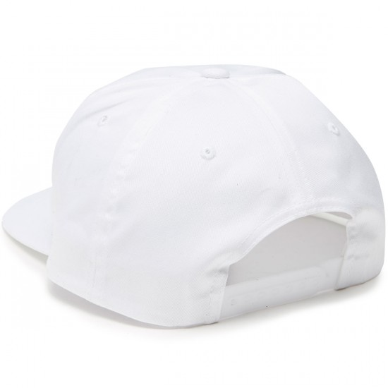 Sausage American Cocktail Snapback Hat - Multi/White
