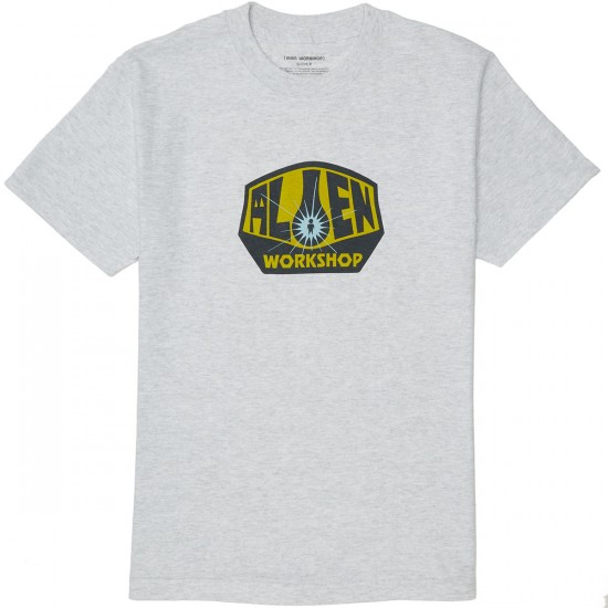 Alien Workshop OG Logo T-Shirt - Ash