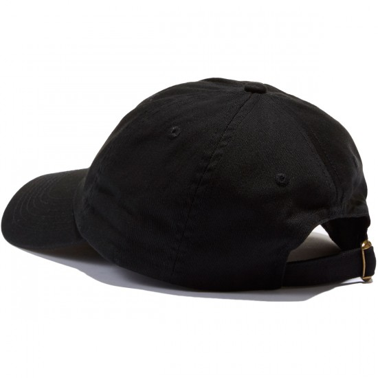 Pyramid Country Midnight Hat - Black