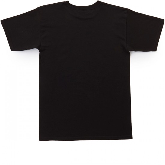Pyramid Country Sayonara T-Shirt - Black