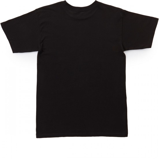 Pyramid Country Chemtrail III T-Shirt - Black