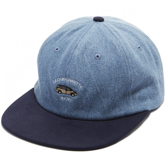 WKND La Camionnette Hat - Denim/Navy