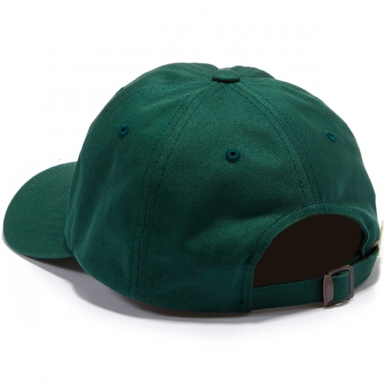 Lowcard The Deuce Polo Hat - Spruce