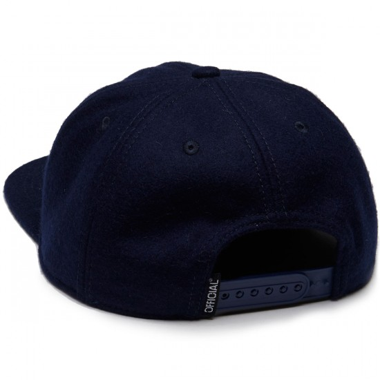 Official Janoski Proof Hat - Navy