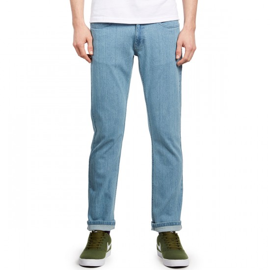 CCS Slim Fit Jeans - Bleached Blue