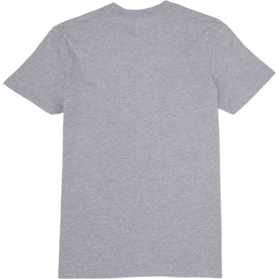 WKND 3-2-1 T-Shirt - Heather Grey