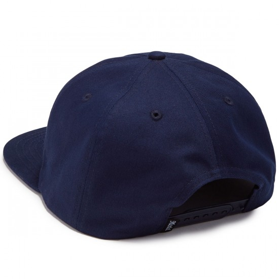 Skate Mental Quick Lube Hat - Navy Canvas
