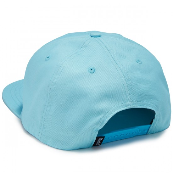 Skate Mental Myrtle Beach Hat - Carolina Blue