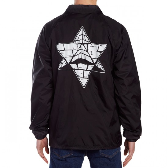 Pyramid Country Glogo Jacket - Black
