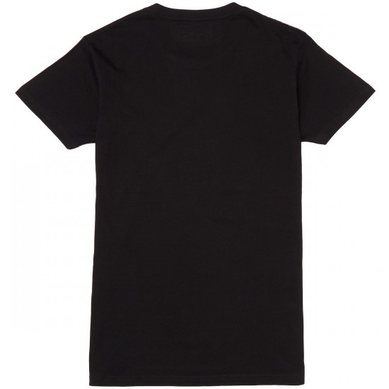 CCS Feel The Fear T-Shirt - Black