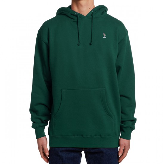 CCS Staple Pullover Hoodie - Washed Green