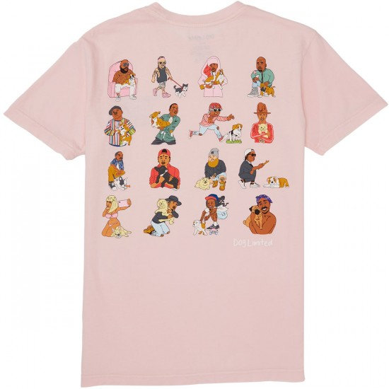 Dog Limited RWP T-Shirt - Pink