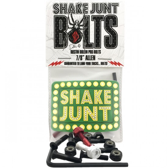 "Shake Junt Dollin 7/8"" Allen Single Hardware"