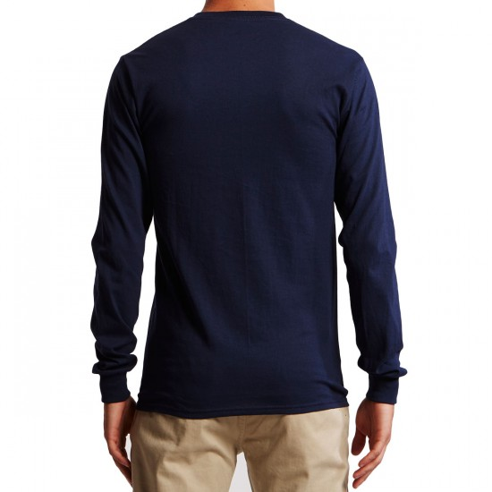 CCS Turned On Long Sleeve T-Shirt - Navy